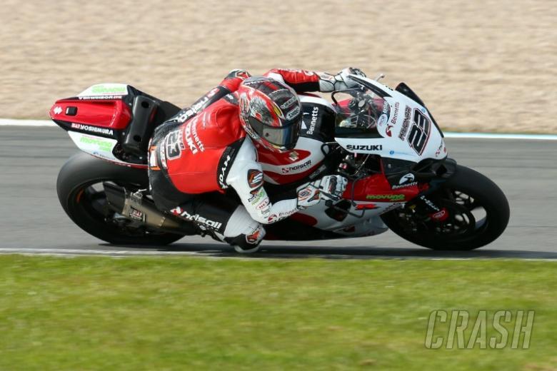 Kiyonari out of Brands Hatch Indy with broken collarbone