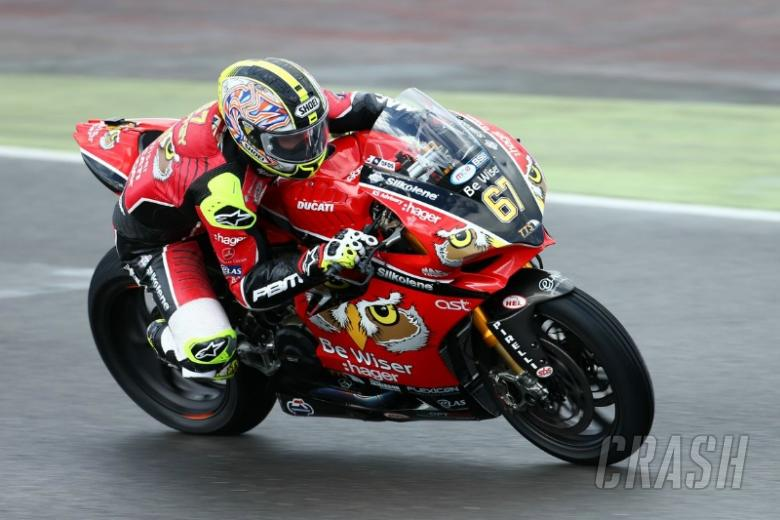 Methodical approach gives Byrne faith in race pace