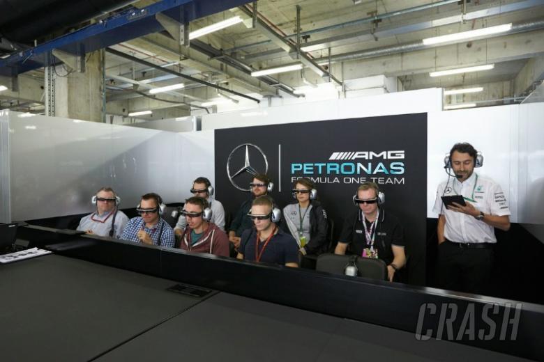 Taking a glimpse into F1's augmented reality future