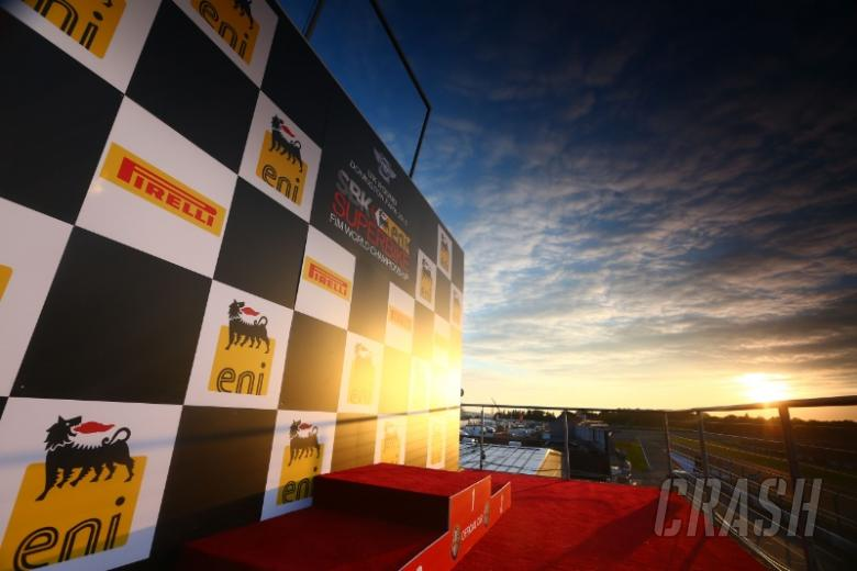 Donington Park set for packed World Superbike Paddock Shows