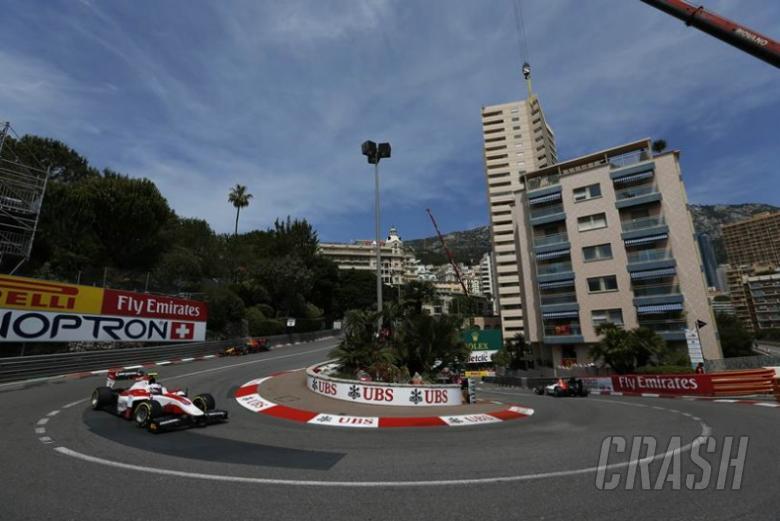 Monaco - Qualifying results
