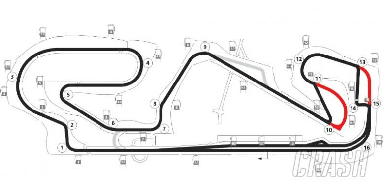 Catalunya MotoGP to use F1 layout following Salom tragedy