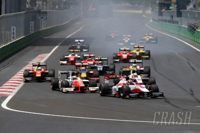 Matsushita handed ban for 'causing danger' in GP2 sprint