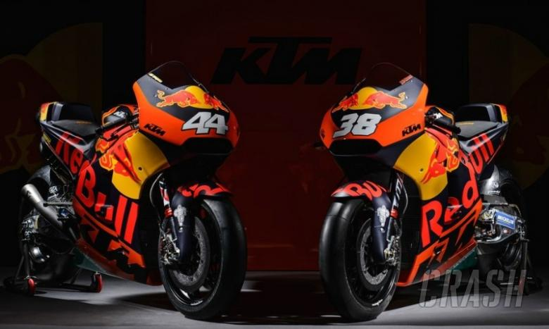 'No pressure!' - Red Bull expects KTM MotoGP title