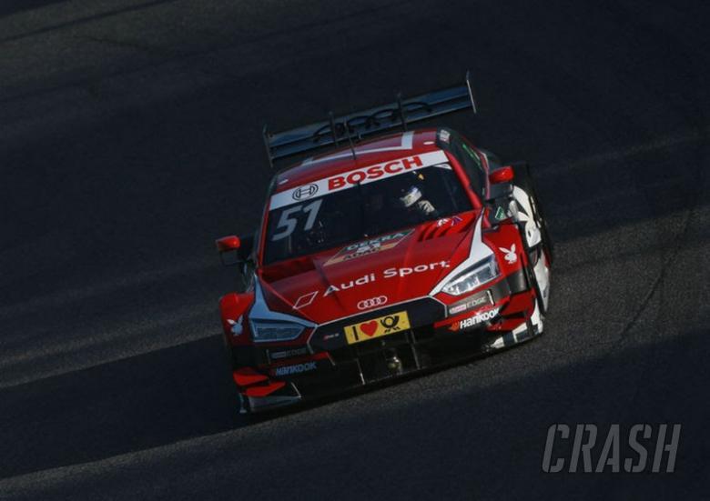 New Audi RS 5 DTM challenger makes track debut