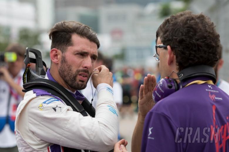 Formula-E: Jose Maria Lopez Hong Kong Formula E 2016