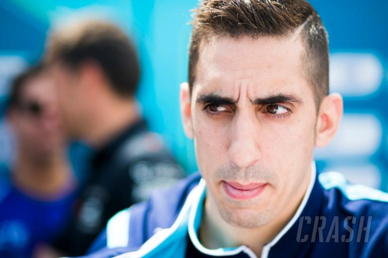Formula-E: Sebastien Buemi headshot