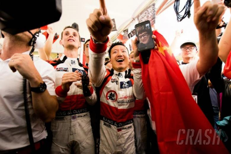 Le Mans: #38 Tung, Jarvis, Laurent - Jackie Chan DC Racing