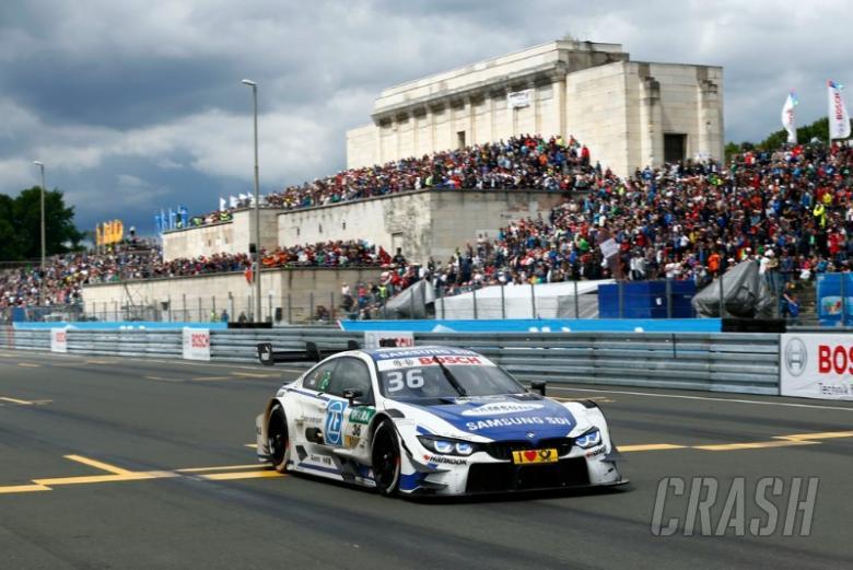 Maxime Martin - BMW Team RBM [pic credit DTM]
