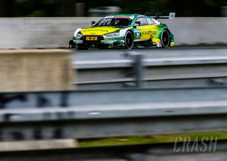 DTM: Mike Rockenfeller - Audi Sport Team Phoenix [pic credit Audi Sport]