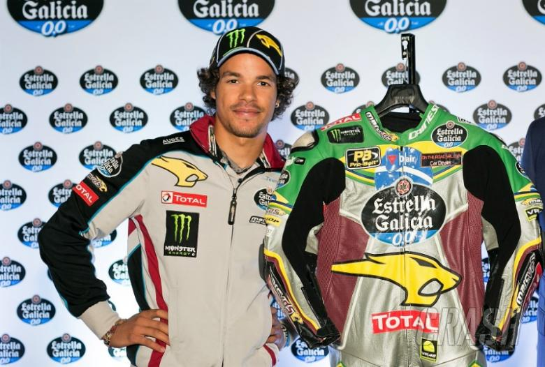 MotoGP: Morbidelli presents Brazilian leathers