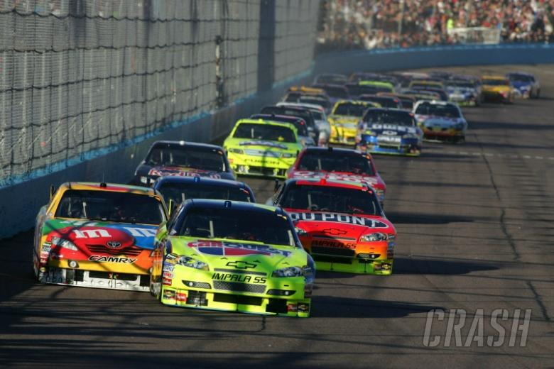 NASCAR drivers 'underrated', F1 drivers 'scared'