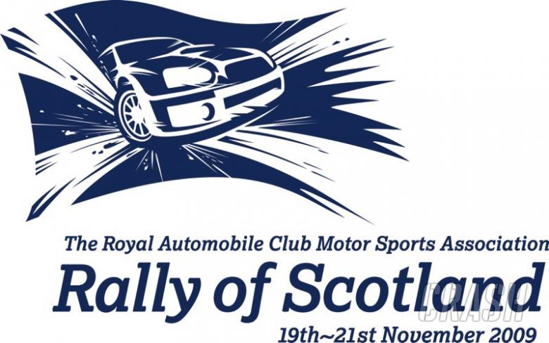 IRC: Revised date for Rally of Scotland