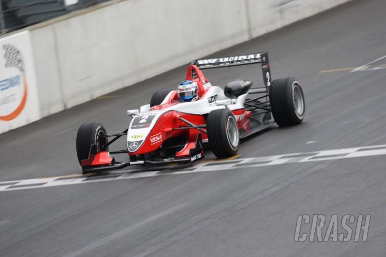 Zandvoort F3 Masters - Race result