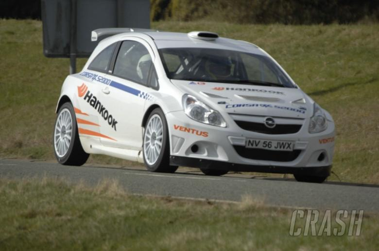 IRC: Mikkelsen to do Barum with Opel Corsa