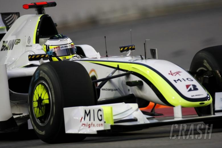 Button 'very happy' with Suzuka performance and pace