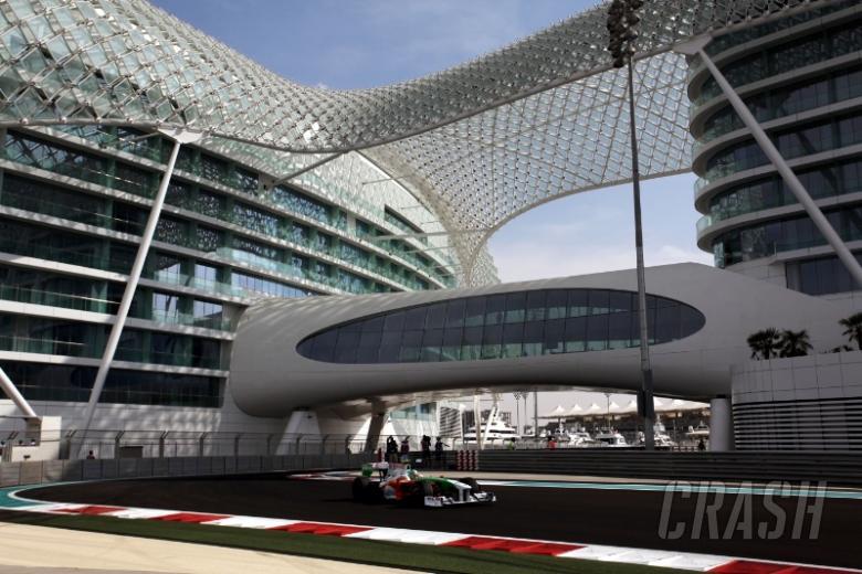 Abu Dhabi admits Bahrain double-header 'feasible'