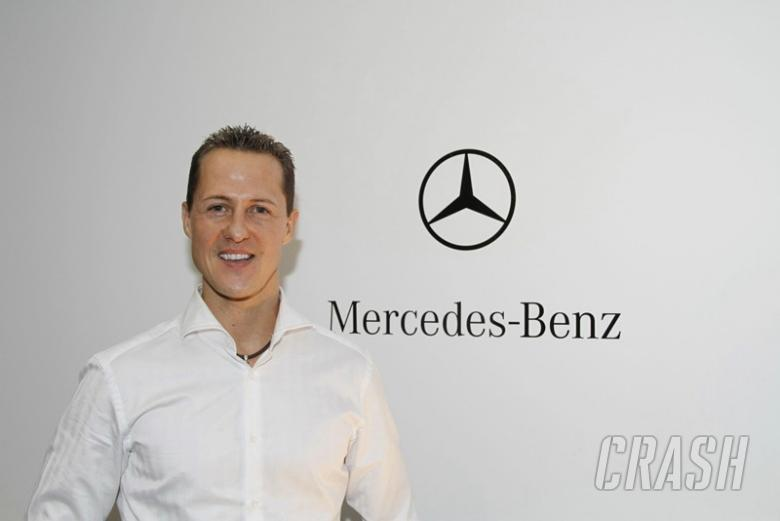 Michael Schumacher to return to F1 with Mercedes GP