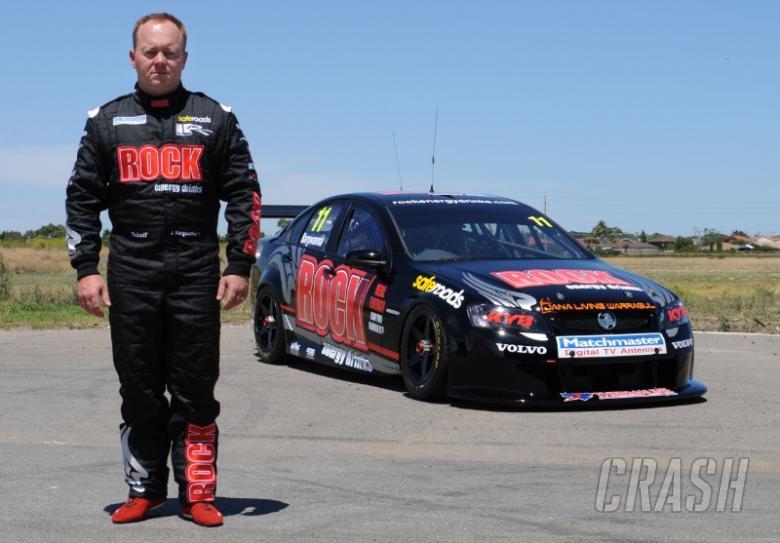 Bargwanna ready to Rock in 2010 V8s.