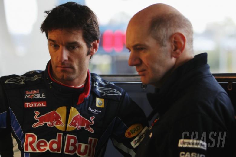 Newey hopes Webber stays put at Red Bull