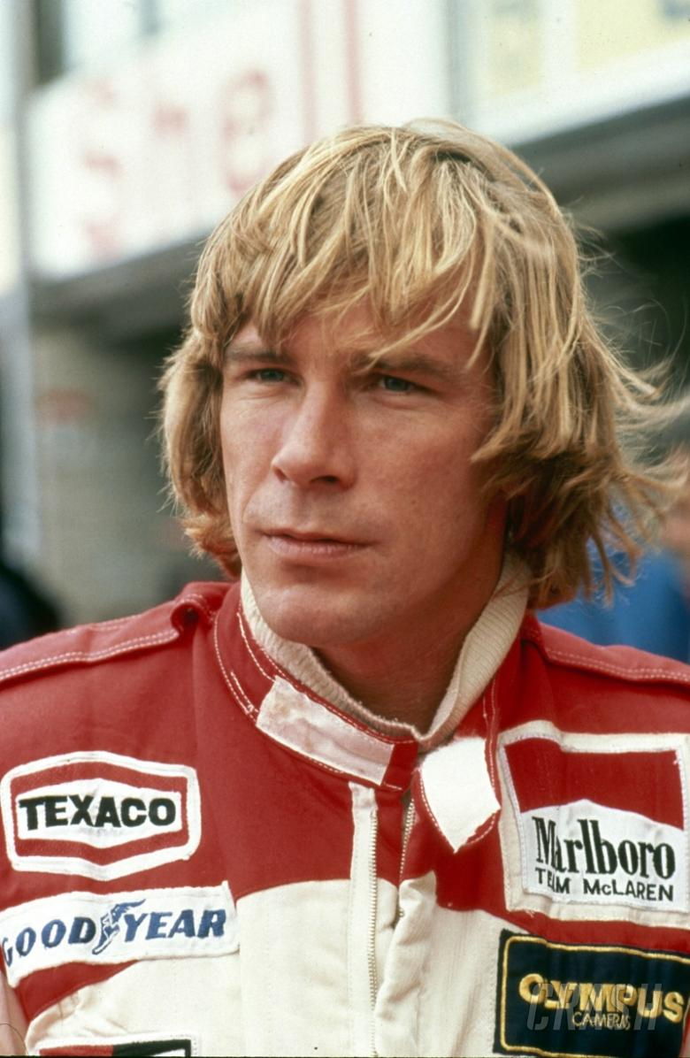James Hunt life story to be made into Hollywood movie