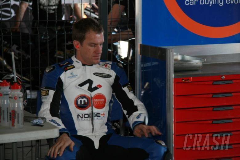 Hodgson to miss Thruxton, says situation is c**p