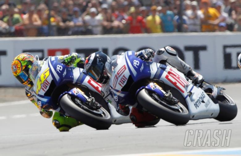 Rossi to be replaced from Catalunya onwards
