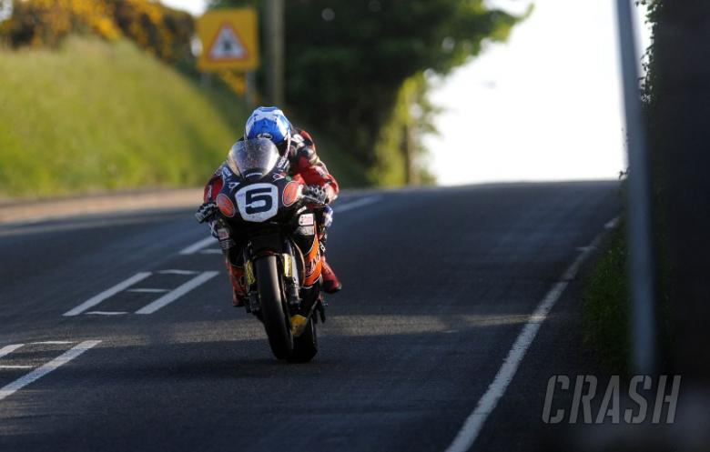 Keith Amor recalls Martin's horror TT crash
