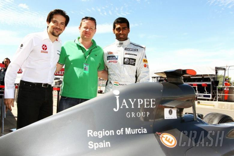 Jaypee answers Chandhok call