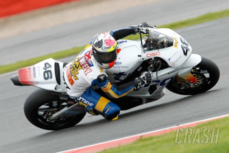 Hickman secures second Tyco Honda seat