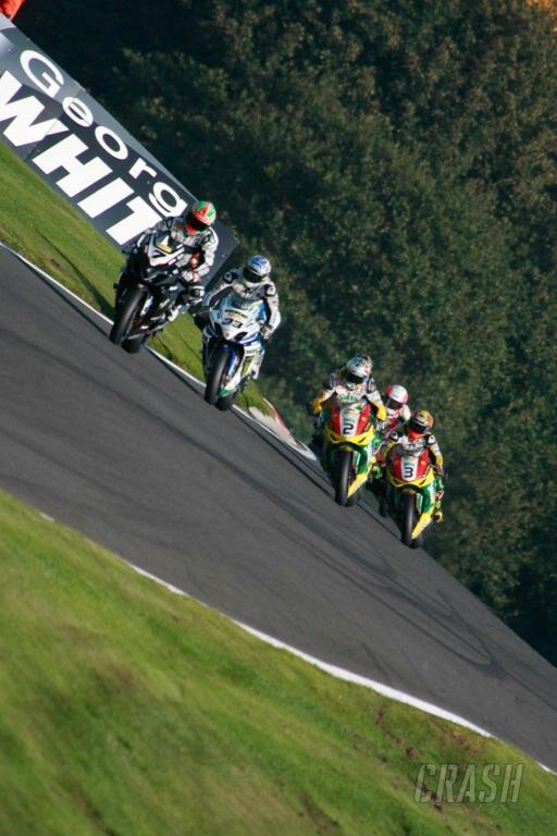 Nick Medd back in BSB with BMW