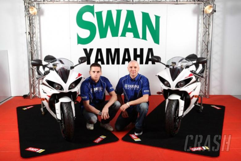 First outing for Swan Yamaha in Spain