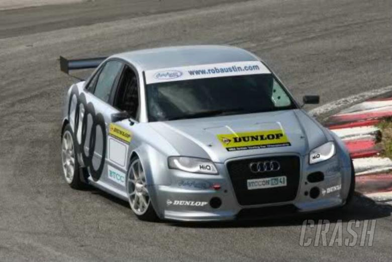 Rob Austin brings Audi back to BTCC