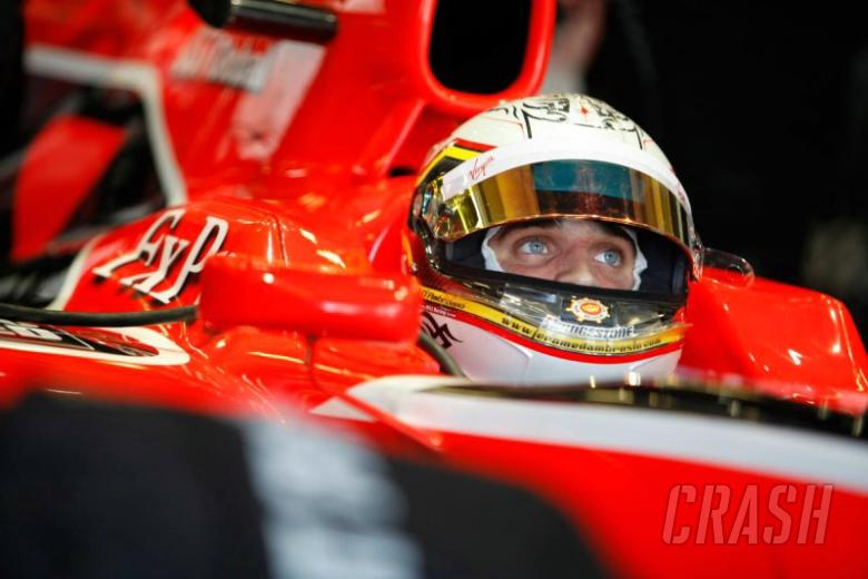 D'Ambrosio admits: Funds secured Virgin drive