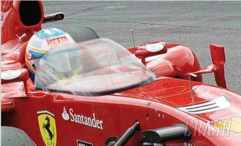 Revised head protection, but no windscreens for 2011?