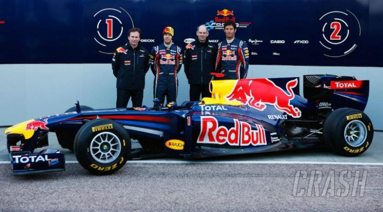 Red Bull targets 'greater success' with RB7