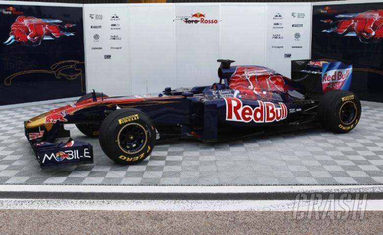 Laurent Mekies, Toro Rosso - Q&A