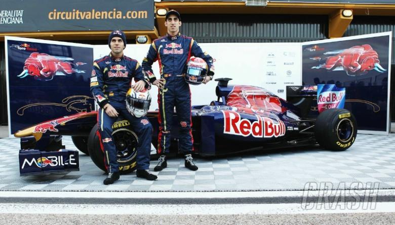 PICS: Toro Rosso STR6