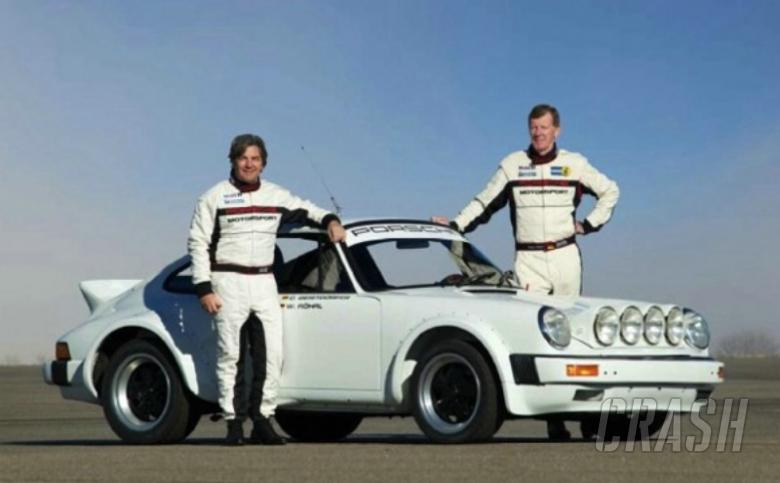 Rohrl to be re-united with 1981 San Remo 911 for Targa