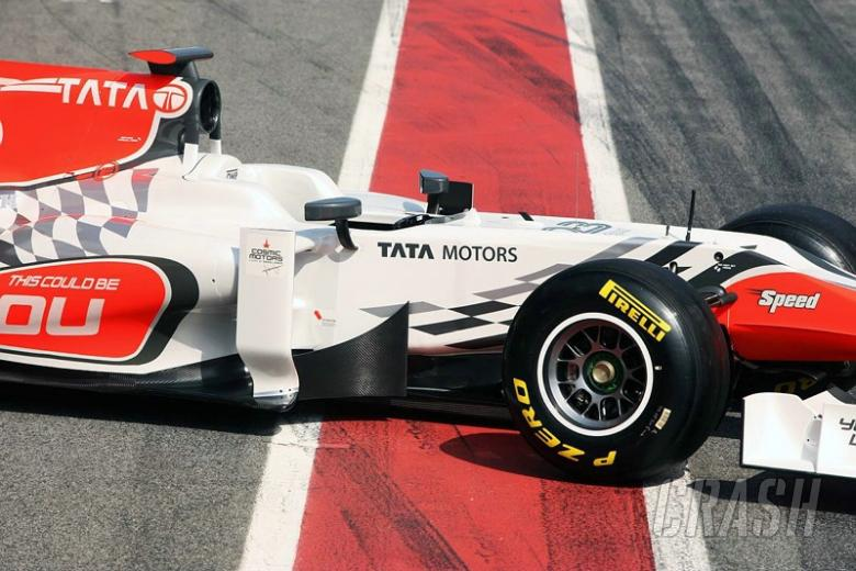 Hispania forced to delay first run with new car