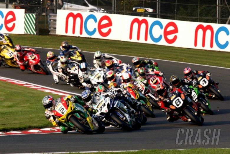 38 riders on 2011 BSB entry list