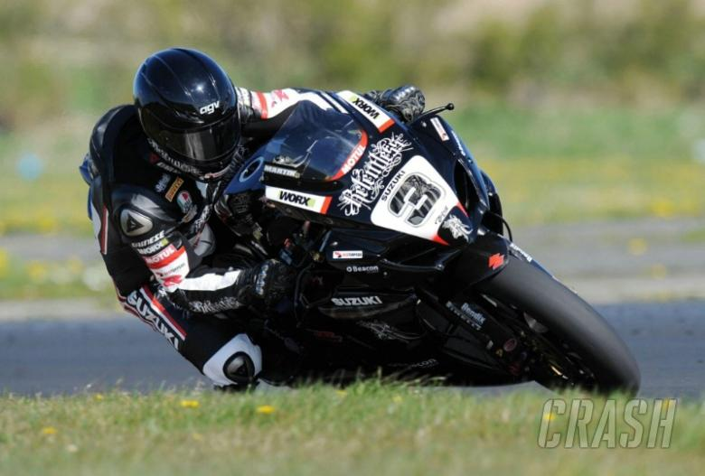 Guy Martin to 'wild-card' for Relentless at Brands