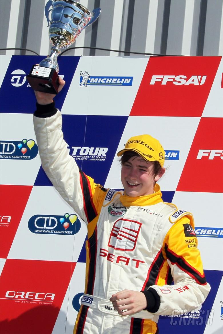 Max Goff stuns with podium hat-trick on SEAT debut