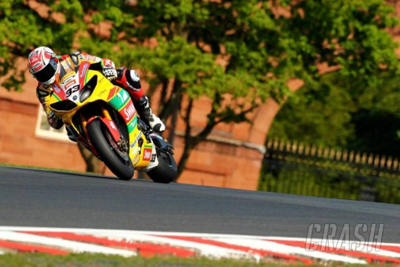 Hill on pole as Swan Yamaha dominate