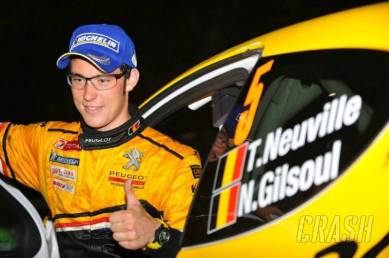 IRC: Neuville claims debut win in Corsica