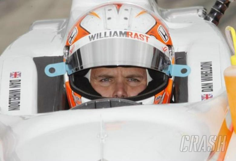 Wheldon family touched by tributes