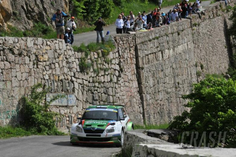 IRC: Hanninen 'uses brains' to win in Yalta