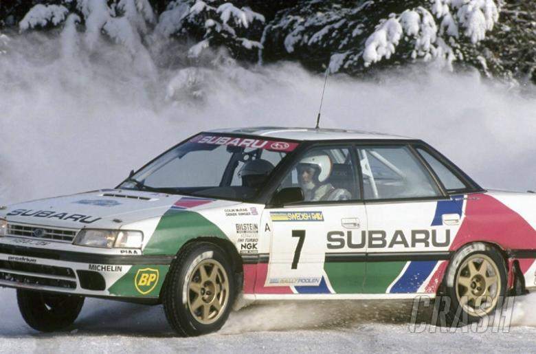IRC: Colin McRae Vision links up with Rally of Scotland