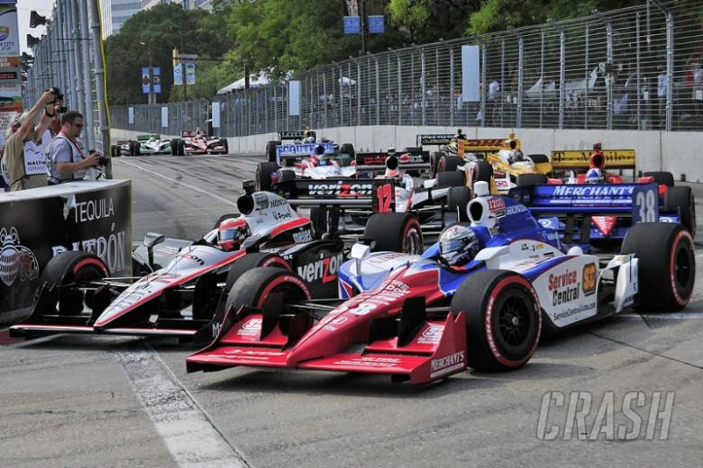 Dates for your diary: IndyCar 2012 calendar