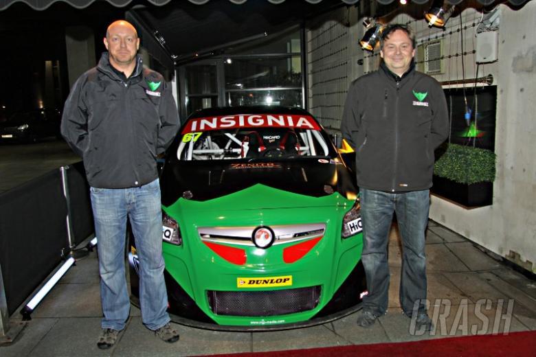 Thorney confirms two car BTCC entry